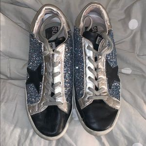Authentic Golden Goose Size 8